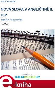 Obálka titulu Nová slova v angličtině II.
