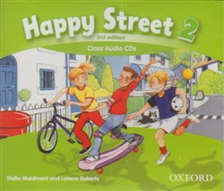 Obálka titulu Happy Street 3rd Edition 2 Class Audio CDs (3)