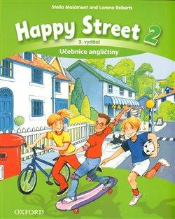 Obálka titulu Happy Street 3rd Edition 2 Class Book CZE