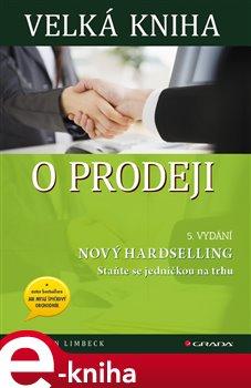 Obálka titulu Velká kniha o prodeji