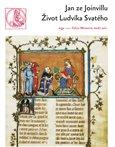Život Ludvíka svatého, krále francouzského - obálka