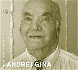 Obálka titulu Andrej Giňa