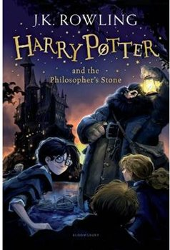 Obálka titulu Harry Potter and the Philosopher´s  Stone