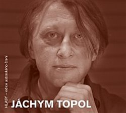 Obálka titulu Jáchym Topol