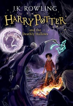Obálka titulu Harry Potter and the Deathly Hallows