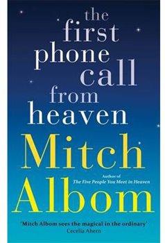 Obálka titulu The First Phone Call from Heaven