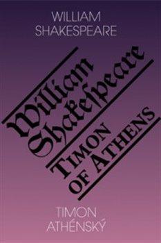Obálka titulu Timon Athénský / Timon of Athens