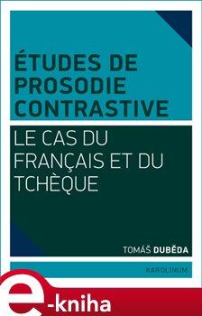 Obálka titulu Études de prosodie contrastive