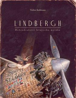Obálka titulu LINDBERGH  -Dobrodružství létajícího myšáka