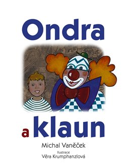 Obálka titulu Ondra a klaun