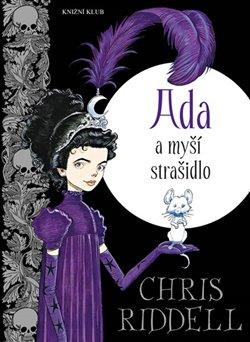 Obálka titulu Ada a myší strašidlo