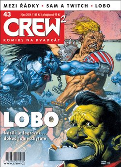 Obálka titulu Crew2 43