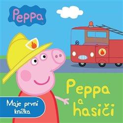Obálka titulu Prasátko Peppa a hasiči - Moje první knížka