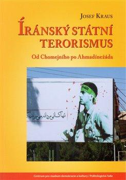 Obálka titulu Íránský státní terorismus