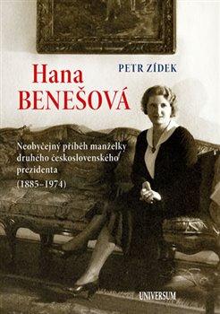 Obálka titulu Hana Benešová