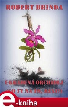 Obálka titulu Ukradená orchidej