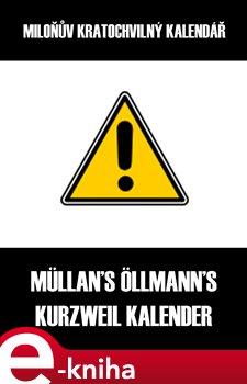 Obálka titulu Miloňův kratochvilný kalendář