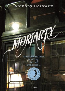 Obálka titulu Moriarty