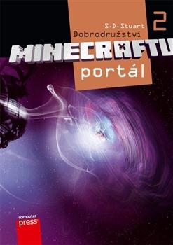 Obálka titulu Dobrodružství Minecraftu 2 - Portál