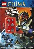 Obálka knihy Lego Chima Havrani a gorily