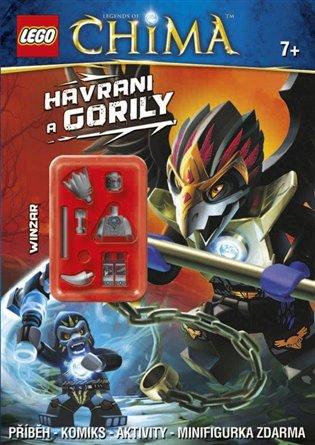 Lego Chima Havrani a gorily - - | Booksquad.ink