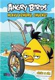 Obálka knihy Angry Birds Hlavu vzhůru, Chucku!