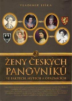 Obálka titulu Ženy českých panovníků 2