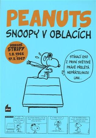 Snoopy v oblacích
