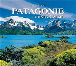 Obálka titulu Patagonie a Ohňová země