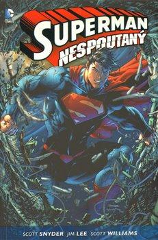 Obálka titulu Superman: Nespoutaný