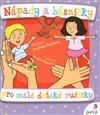 Obálka knihy Nápady a básničky pro malé dětské ručičky