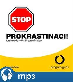 Obálka titulu Stop prokrastinaci