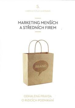 Obálka titulu Marketing menších a středních firem