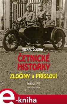 Obálka titulu Četnické historky