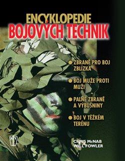 Obálka titulu Encyklopedie bojových technik
