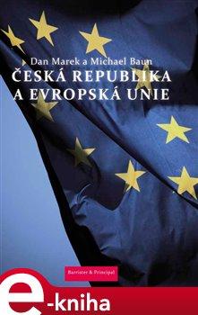 Obálka titulu Česká republika a Evropská unie