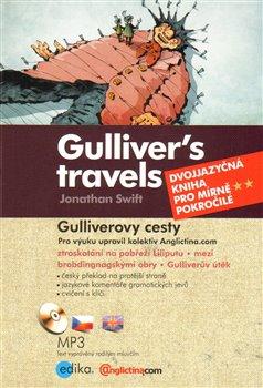 Obálka titulu Gulliverovy cesty / Gulliver's travels