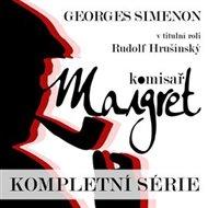 Komisař Maigret-komplet