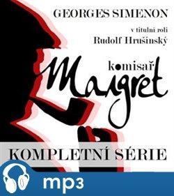 Obálka titulu Komisař Maigret-komplet