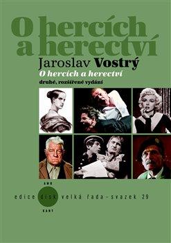 Obálka titulu O hercích a herectví