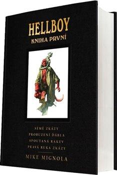 Obálka titulu Hellboy: Pekelná knižnice kniha první
