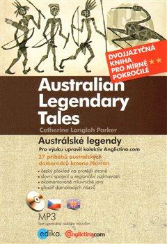 Obálka titulu Australské legendy / Australian Legendary Tales