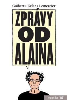 Obálka titulu Zprávy od Alaina