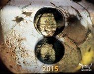 Kalendář Daniel Reynek 2015 - stolní