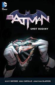 Batman: Smrt rodiny (brož.)