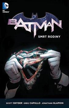Obálka titulu Batman: Smrt rodiny (brož.)