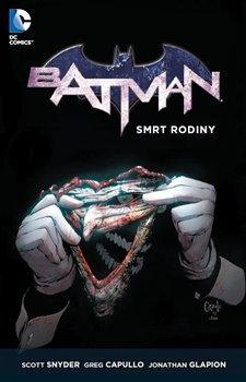 Obálka titulu Batman: Smrt rodiny (váz.)