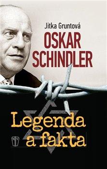 Obálka titulu Oskar Schindler: Legenda a fakta