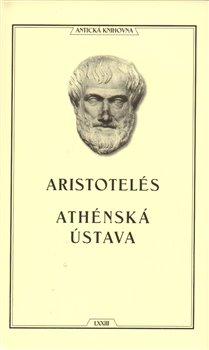 Obálka titulu Athénská ústava