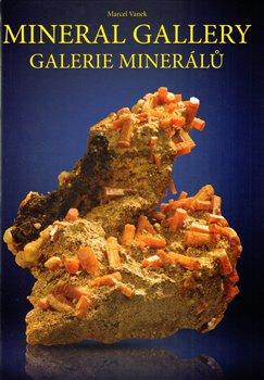 Obálka titulu Galerie minerálů